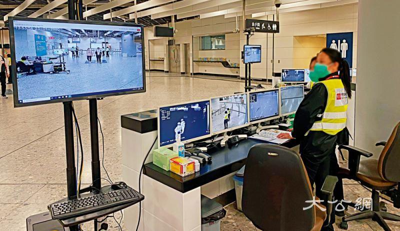 香港科大新技术识别发烧 一次过测百人