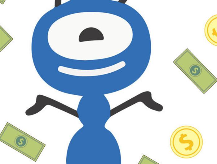 蚂蚁传筹2340亿史上最巨IPO