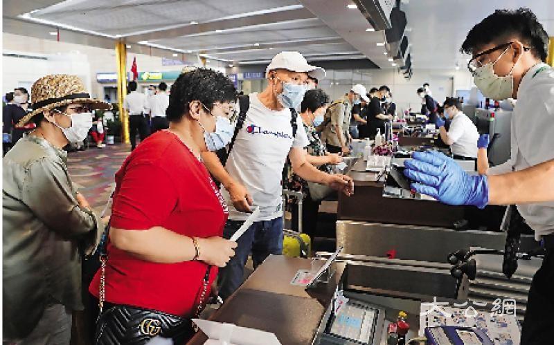东航积极改革 上月国内航班恢复95%