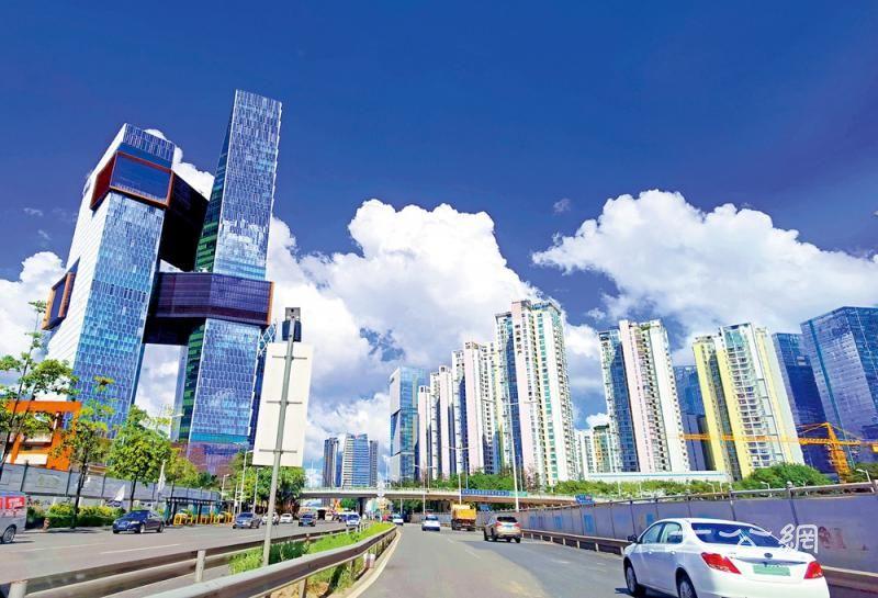 中国新经济股强势破顶