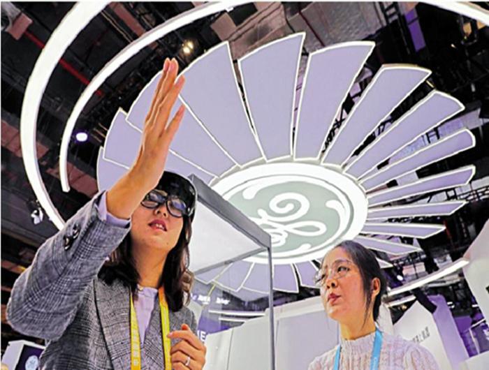 中国率先布局6G场景应用 预计2030年实现商用