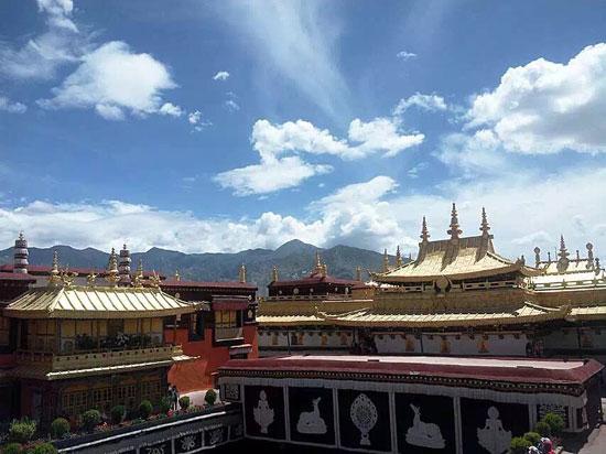 西藏文化与宗教事业的发展取得长足进步