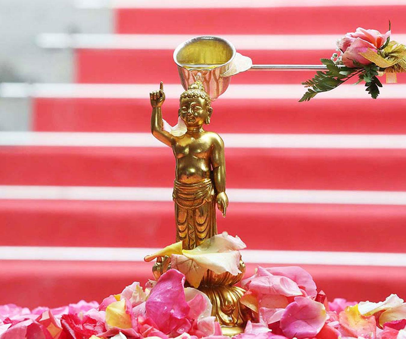 中国佛教协会在京庆祝2019年佛诞节:促进文明交流互鉴