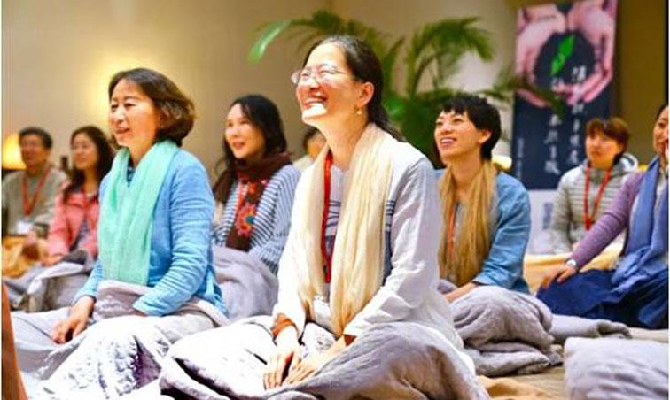 为快乐开门 |「三同时・生命大通」实修训练营 第三期北京站圆满结营