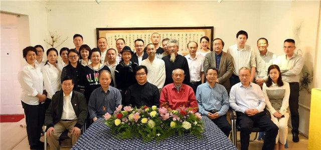 《纪念赵朴初先生逝世20周年》座谈会在上海举行