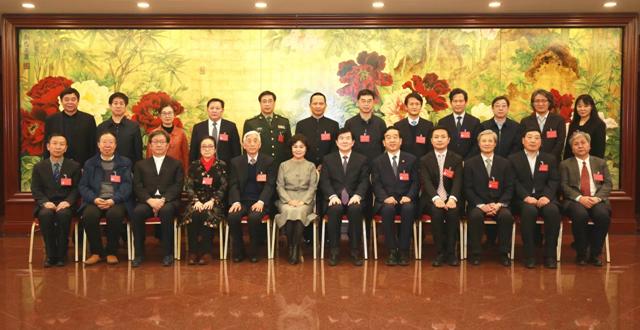 孙晓云当选新一届中国书协主席